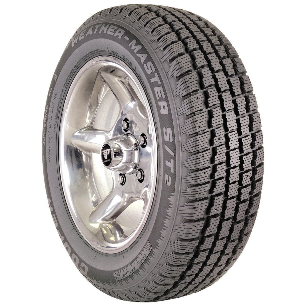 COOPER Weather Master S/T2 Winter Tire - 225/60R16 98T (B...