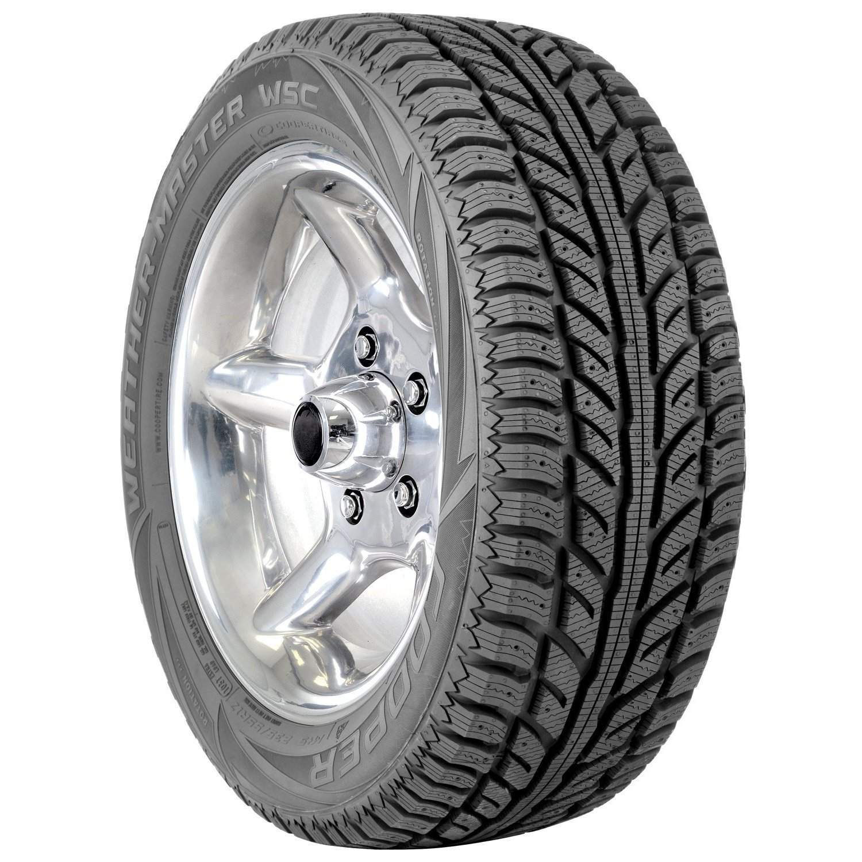 COOPER Weather Master WSC Winter Tire - 265/60R18 110T (B...