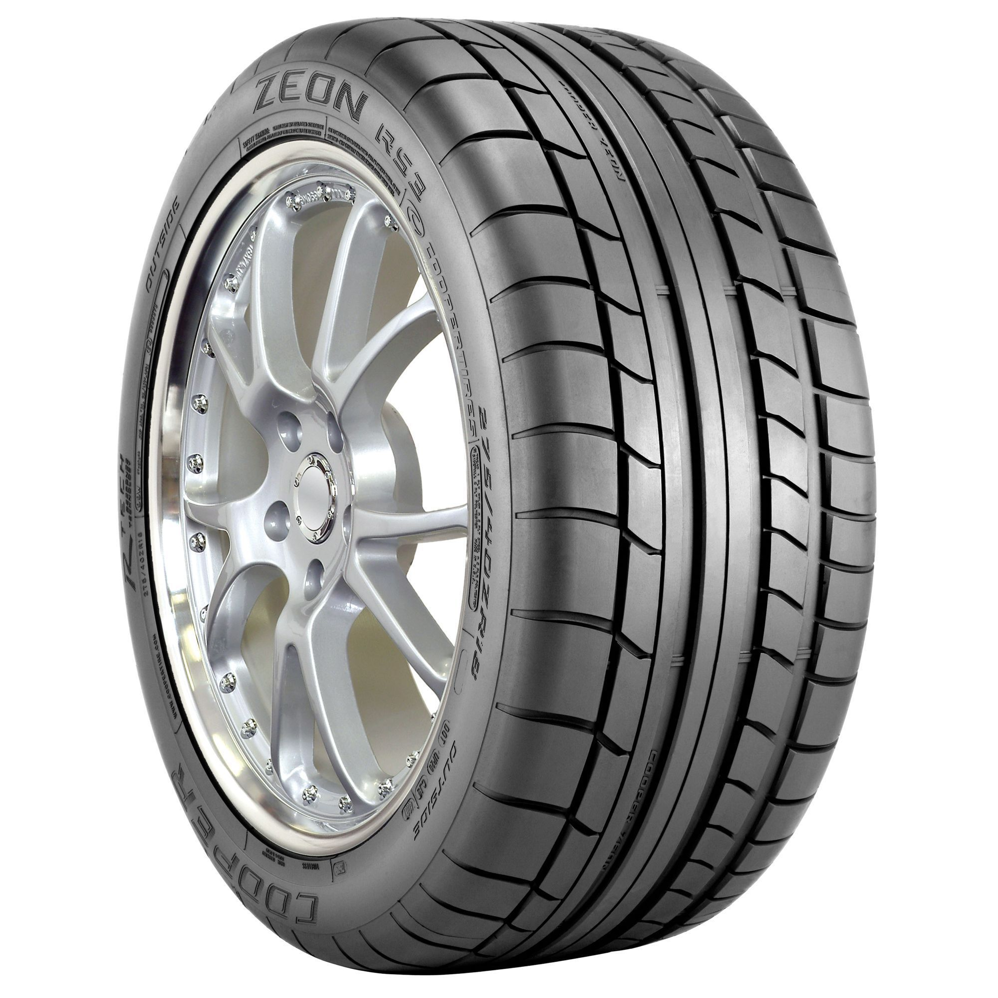 COOPER Zeon RS3-S Summer Performance Tire - 245/45R18 96Y...