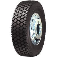 Double Coin RLB600 11R22.5 16-ply Extra Deep Tread On/Off Highway Severe Service Drive-Position Commercial Radial Truck Tire
