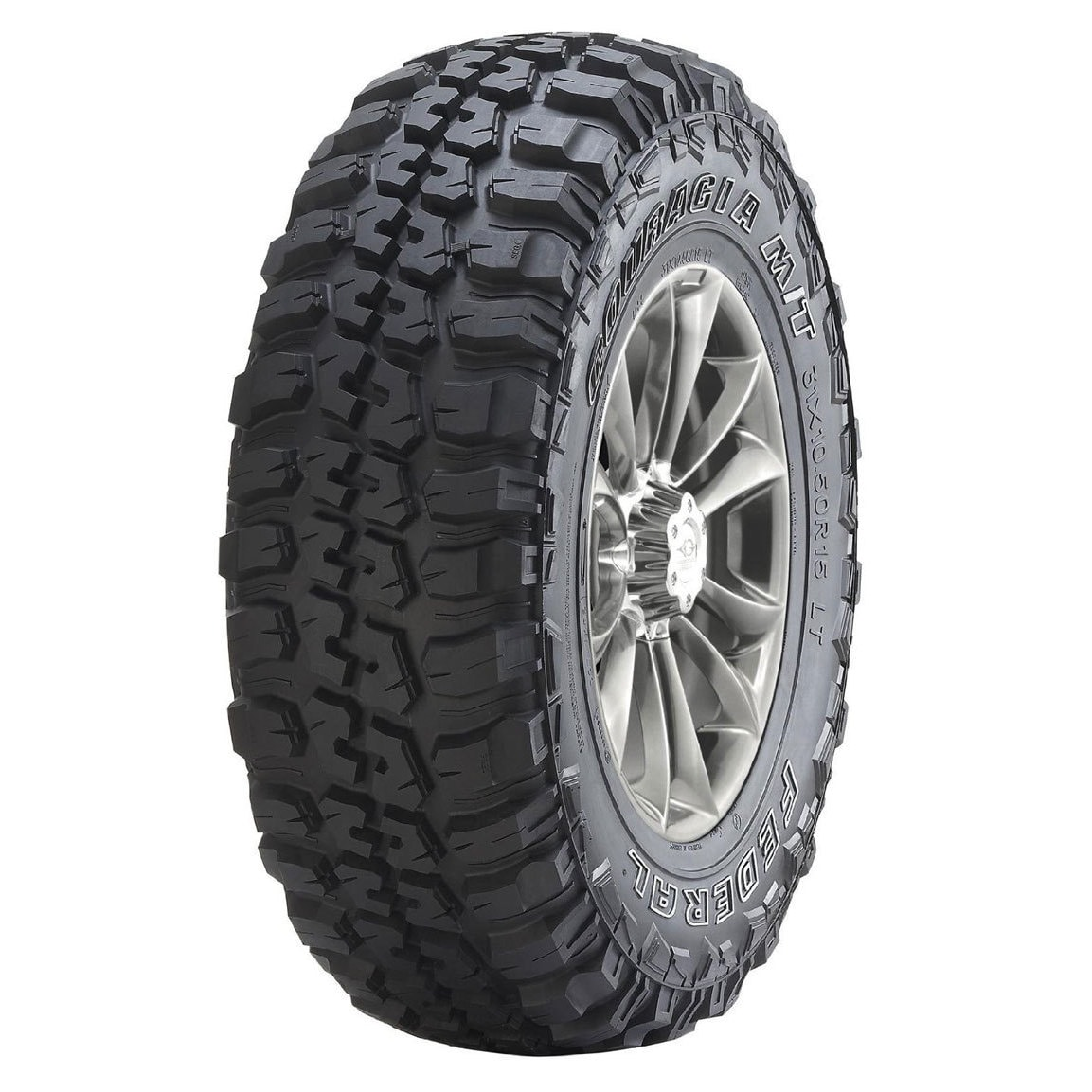 Federal  Premium Couragia M/T Off Road Tire - LT265/75R16...