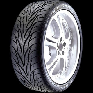 Federal SS595 Performance Tire - 275/40R17 98V