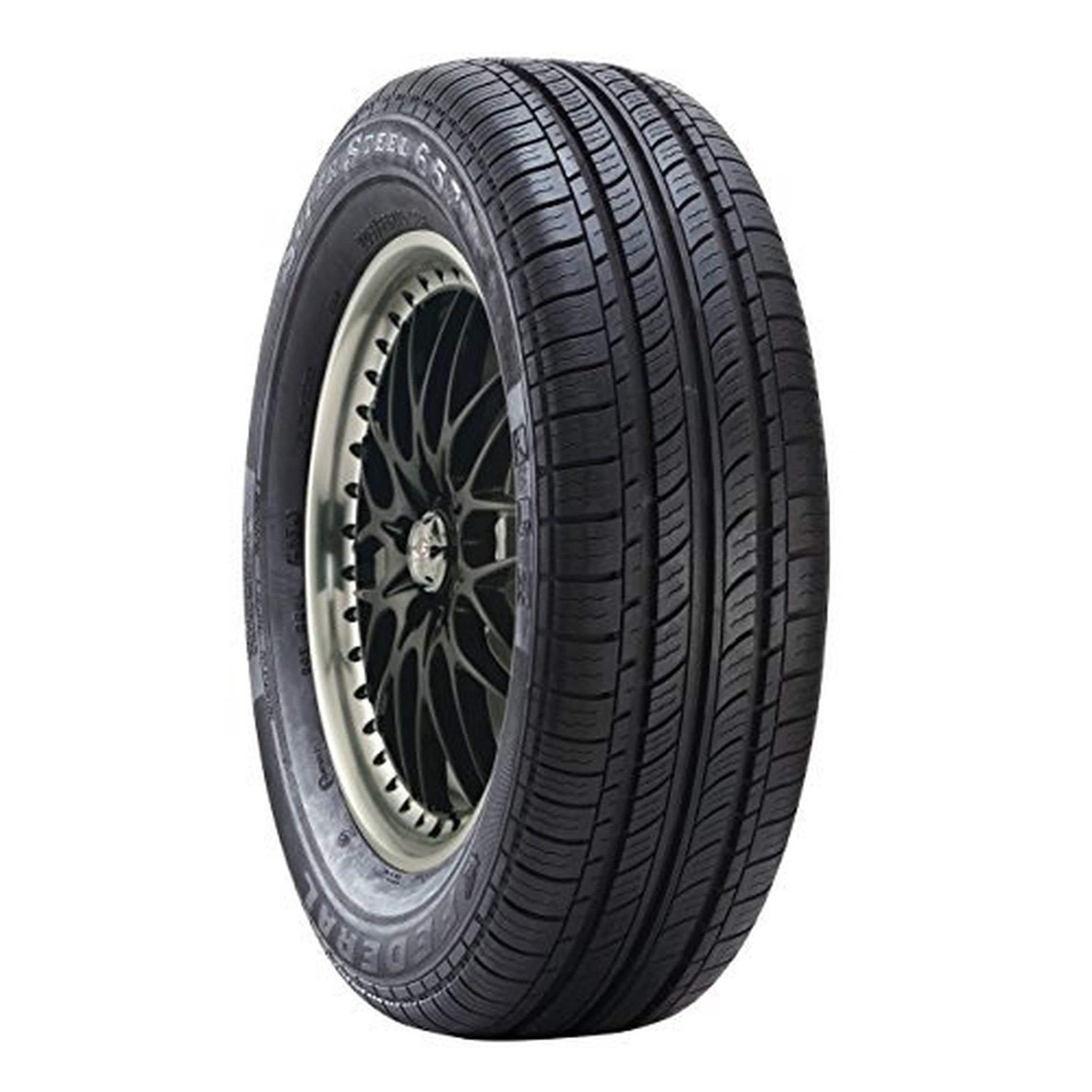Federal  Premium SS657 All Season Tire - 155/80R12 77T (B...