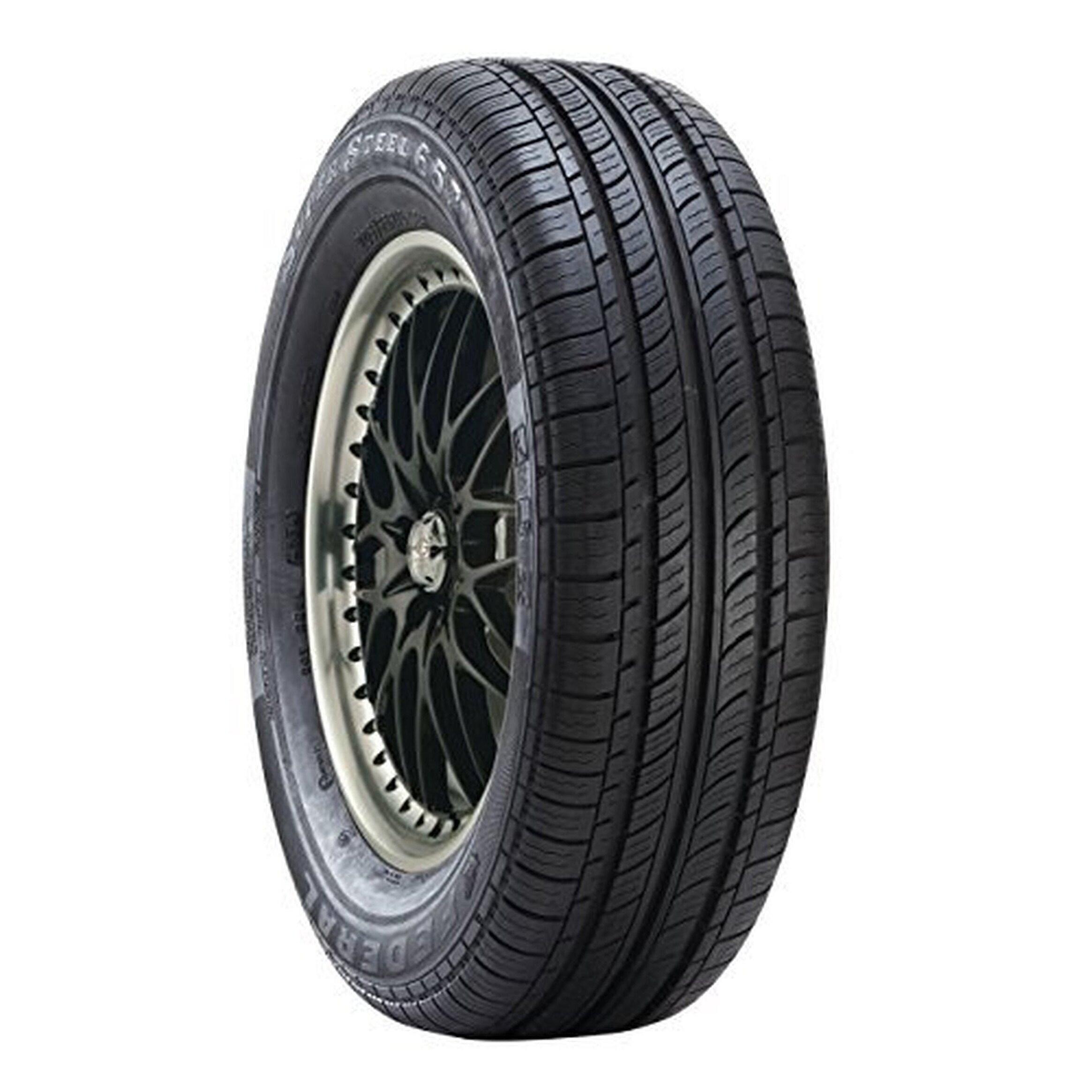 Federal  Premium SS657 All Season Tire - 165/80R15 87T (B...