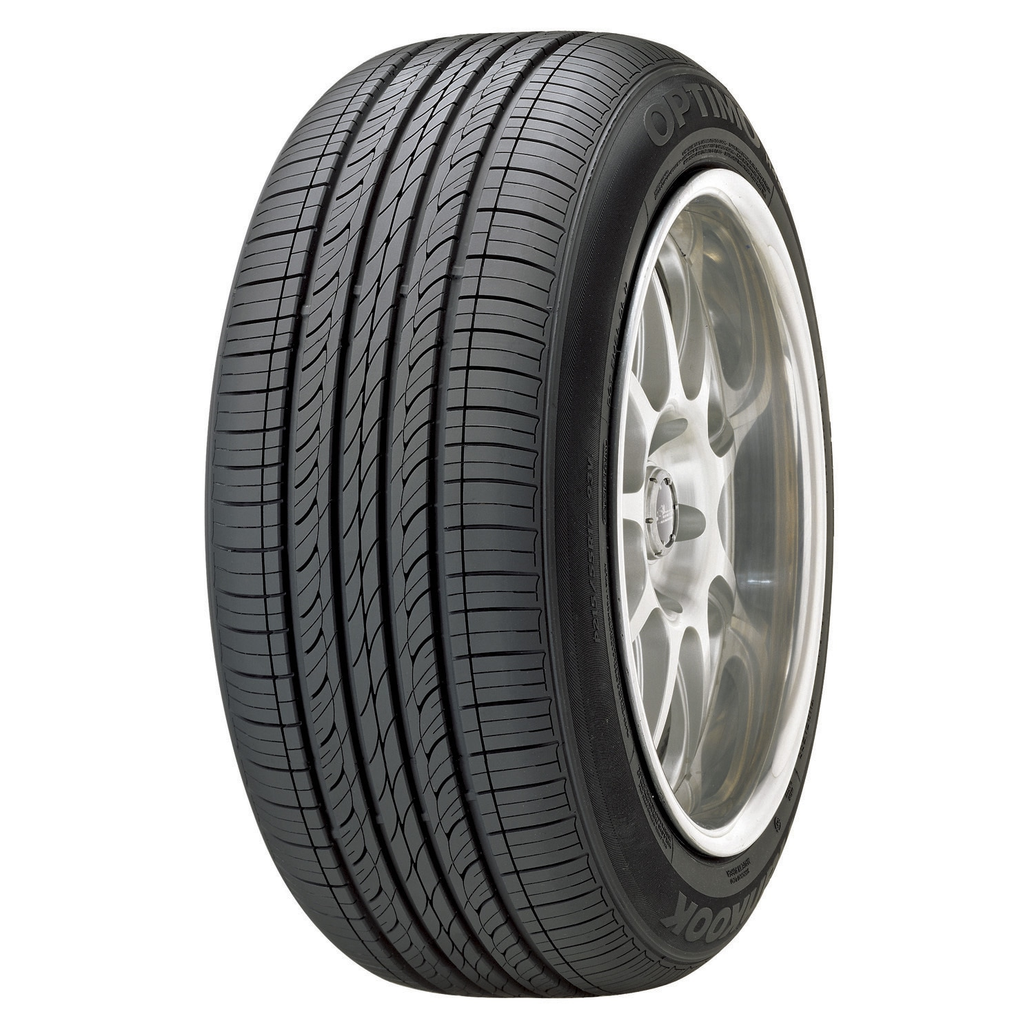 Hankook Optimo H426 All Season Tire - 245/50R17 98V (Black)