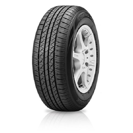 Hankook Optimo H724 All Season Tire - 205/70R14 93T (Black)