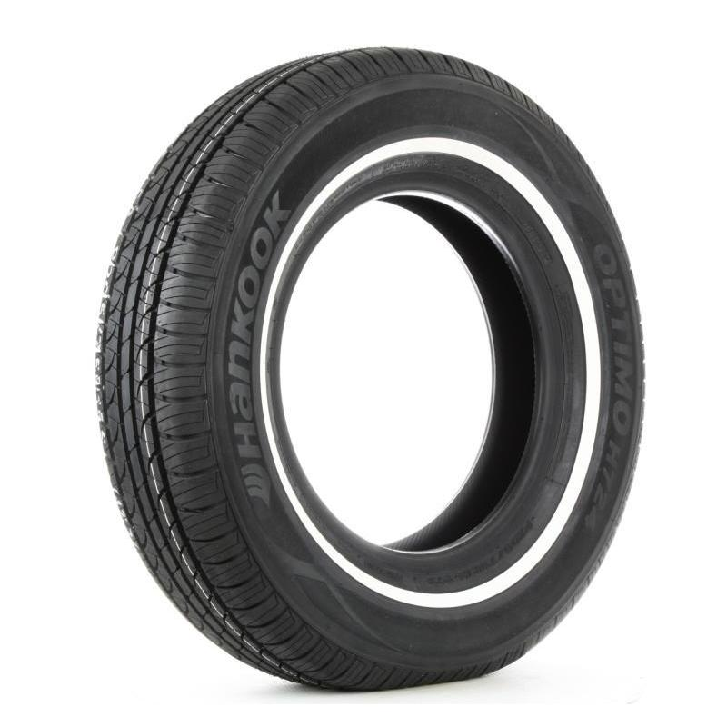 Hankook Optimo H724 All Season Tire - 205/70R15 95T (Black)