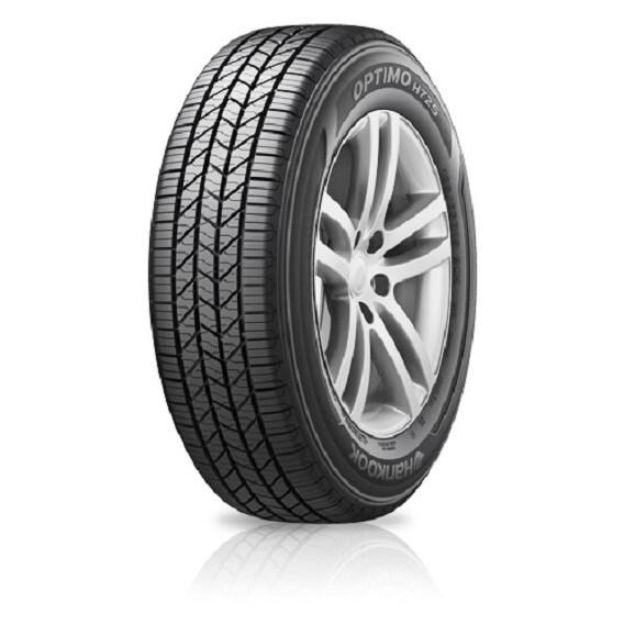 Hankook Optimo H725 All Season Tire - 235/70R15 102T (Black)