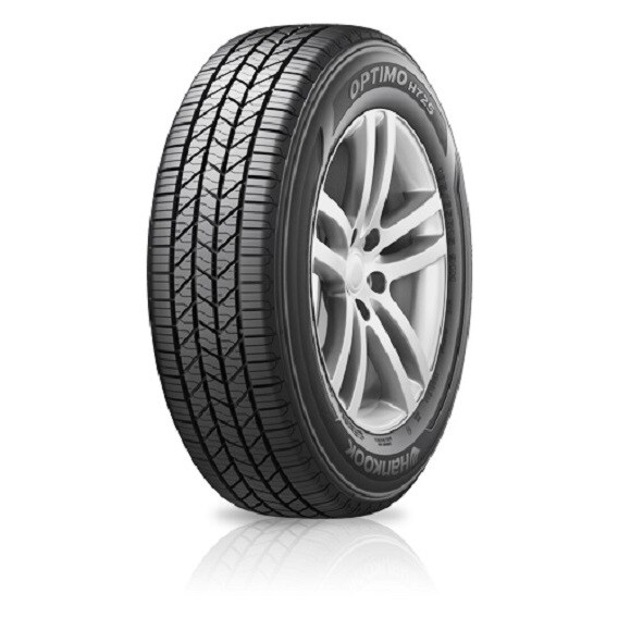 Hankook Optimo H725 All Season Tire - 235/60R17 100T (Black)
