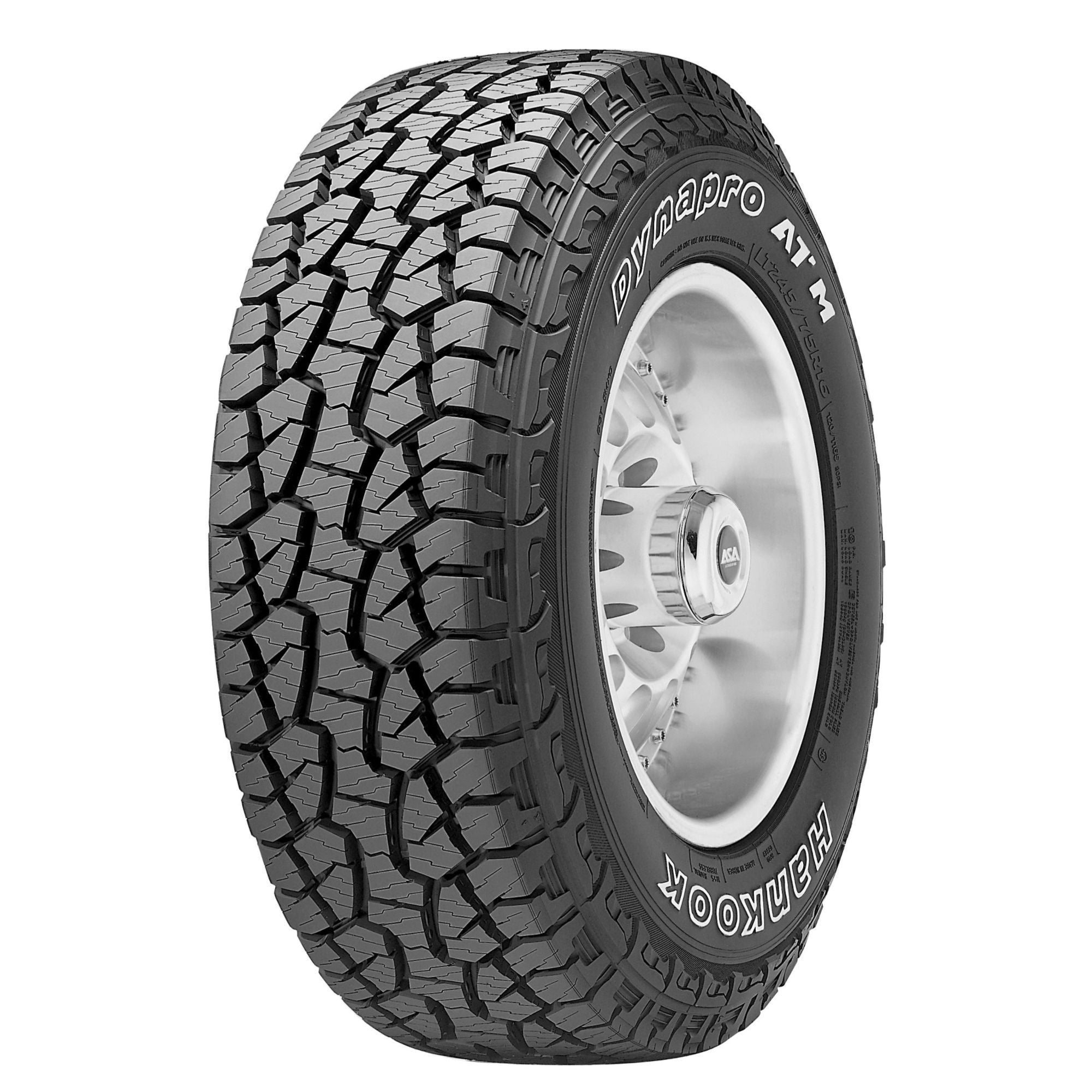Hankook Dynapro ATM RF10 All Terrain Tire - 245/70R16 111...