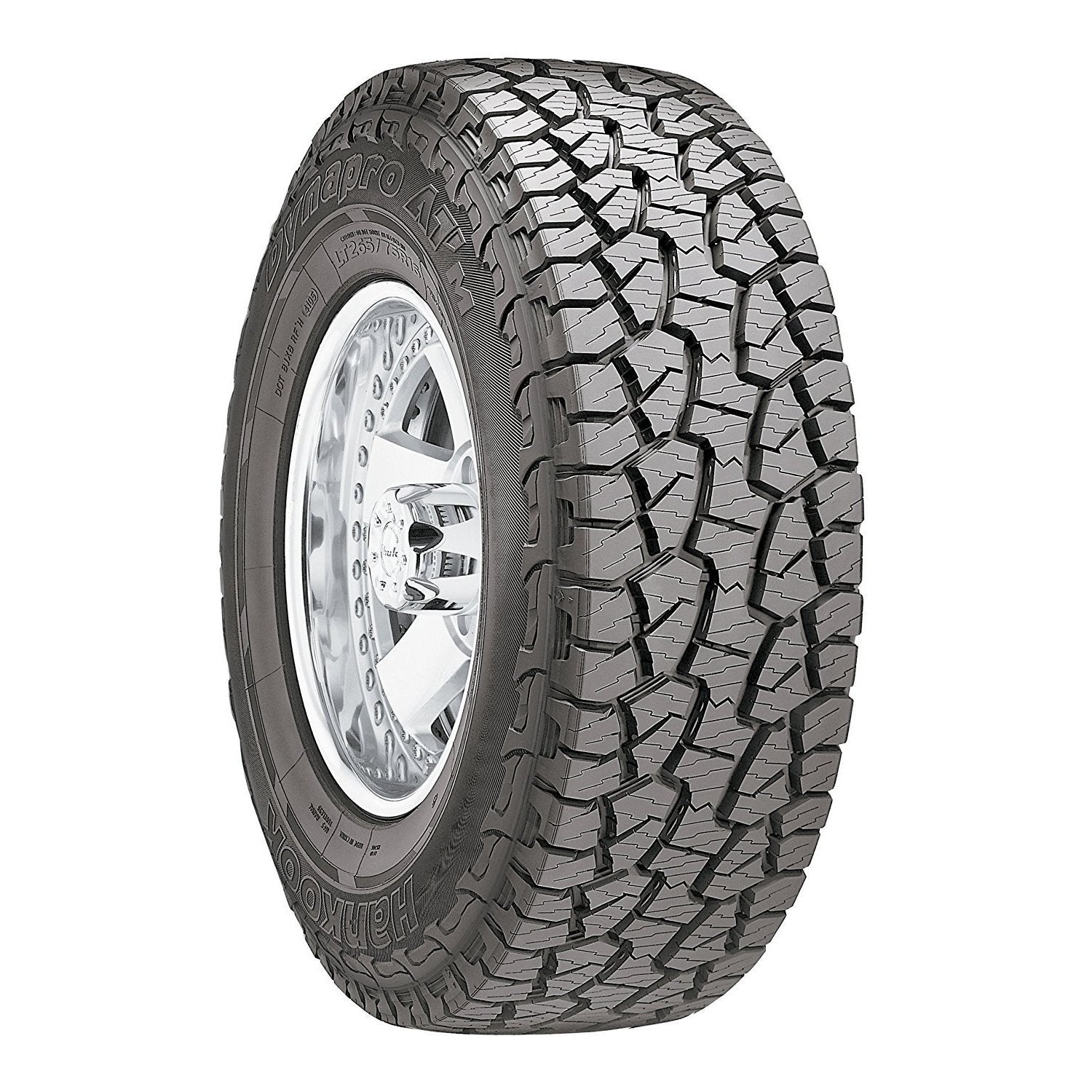 Hankook Dynapro ATM RF10 All Terrain Tire - LT235/80R17 L...