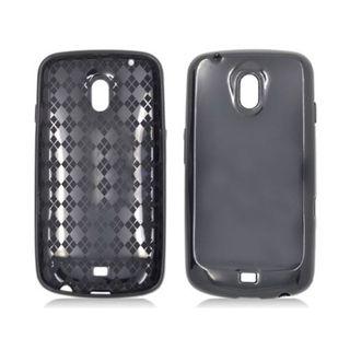Insten Black TPU Rubber Candy Skin Case Cover For Samsung Galaxy Nexus Prime i515 CDMA SCH-515