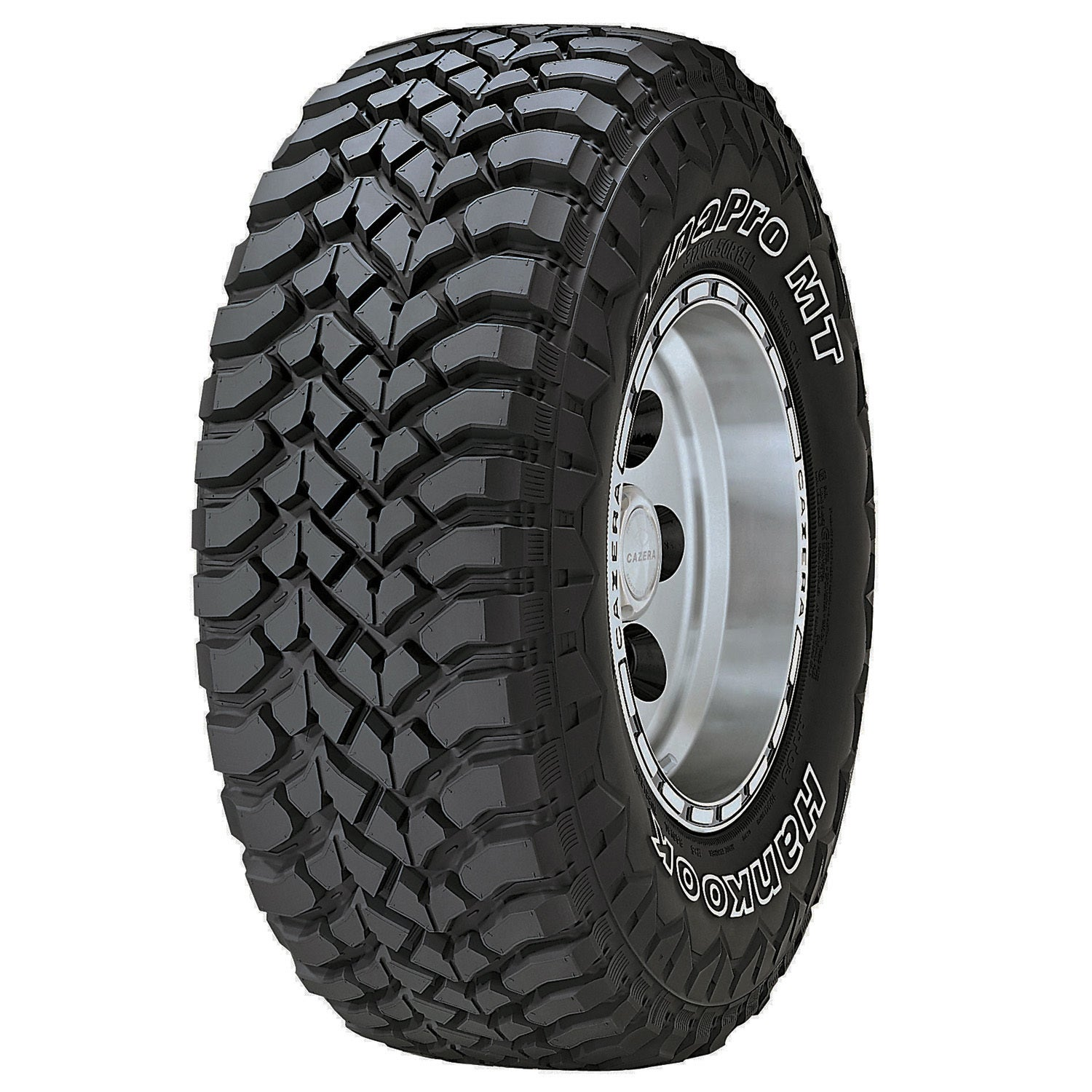 Hankook Dynapro MT RT03 Off Road Tire - 33X12.50R15 LRC/6...
