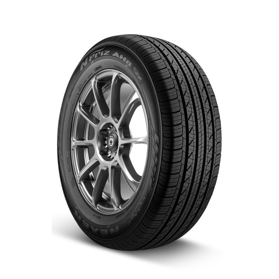 Nexen N'Priz AH8 All Season Tire - 195/60R15 88H (Black)