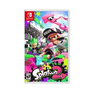 Nintendo Splatoon 2, Nintendo Switch