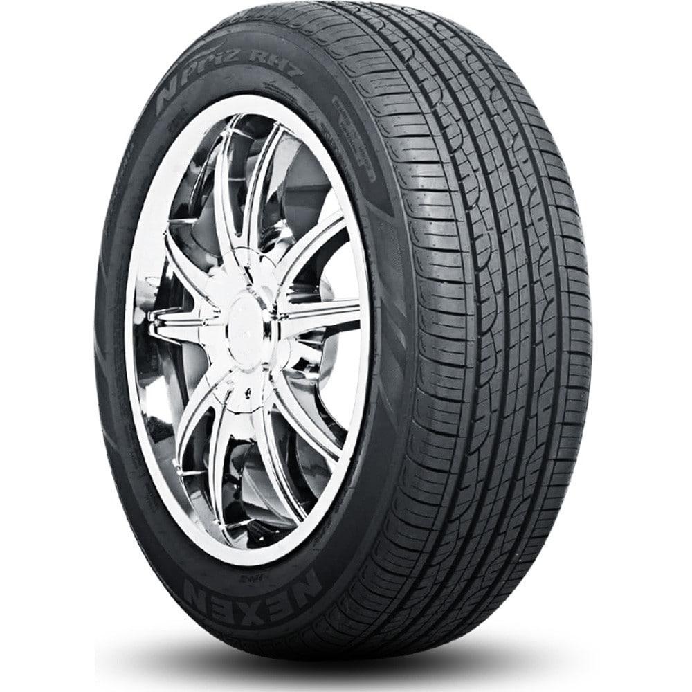 Nexen N'Priz RH7 All Season Tire - 225/55R18 98H (Black)