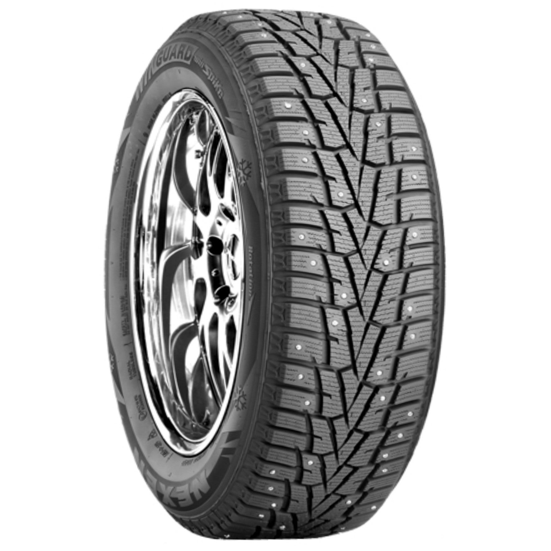 Nexen Winguard Winspike Winter Tire - 185/60R14 82T (Black)