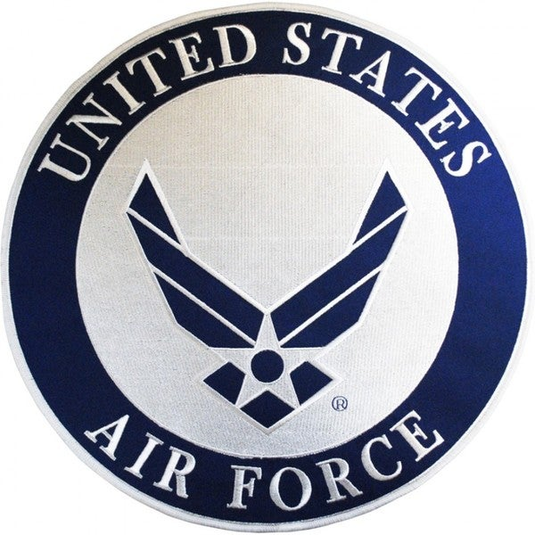 US Air Force Large Patch With Wings