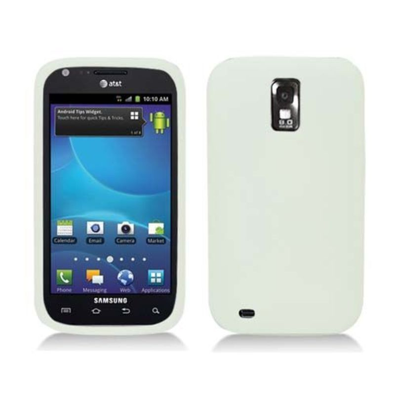 Insten Clear Soft Silicone Skin Rubber Case Cover For Sam...