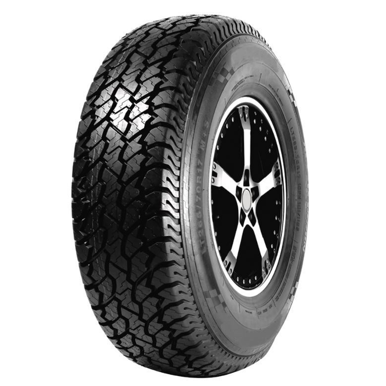 Travelstar AT701 All Terrain Tire - 255/70R16 111T (Black)