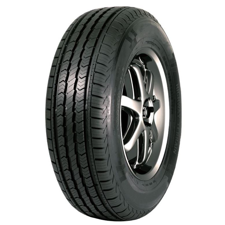 Travelstar HT701 All Season Tire - 255/70R16 111T (Black)