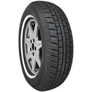 Travelstar UN106 All Season Tire - 205/75R14 95S (Black)
