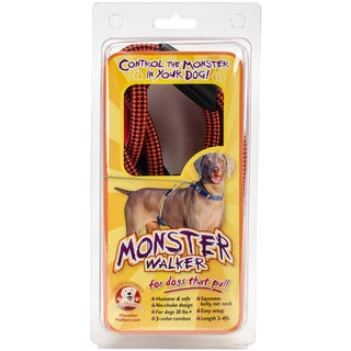 Monster Walker 20lbs+ - Red/Black