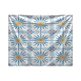 Chaney, Geometric Print Tapestry