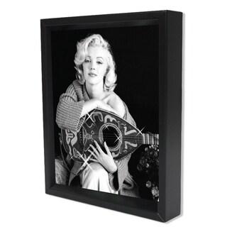 Marilyn Monroe - Lute - 8x10 3D Shadowbox by Pyramid America