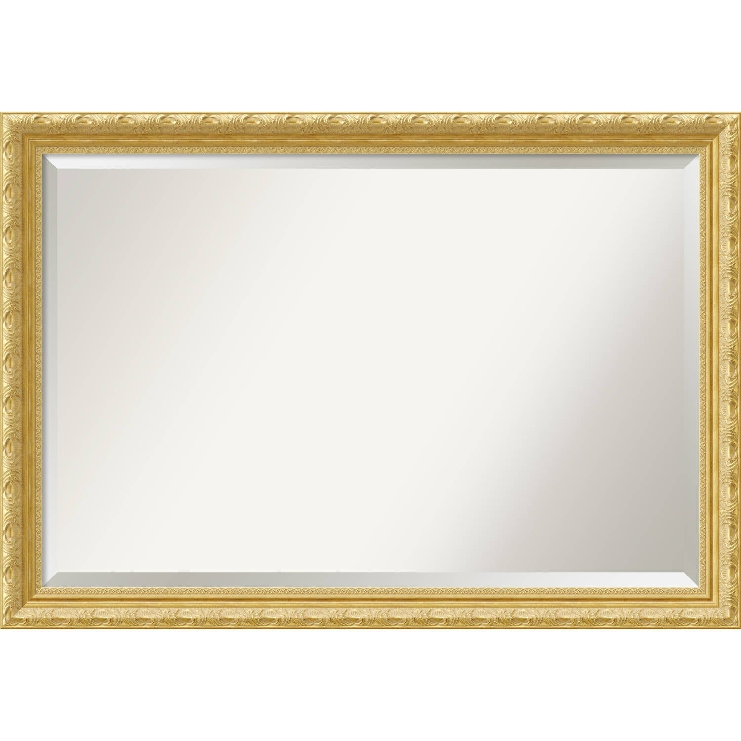 Shop Wall Mirror Extra Large Versailles Gold 40 X 28 Inch Extra Large 40 X 28 Inch Overstock 15367211