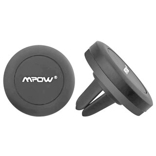 Mpow Magnetic Car Mount 1+1, Universal Magnetic Car Mount Holder