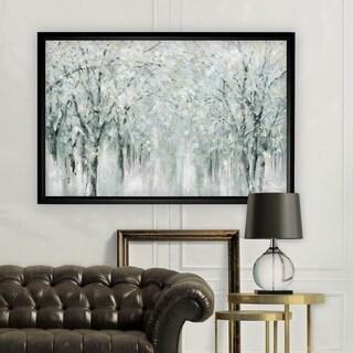 Winter Mist - Black Frame