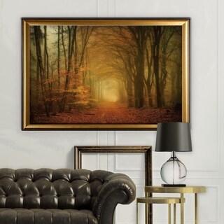 Early Light - Gold Frame