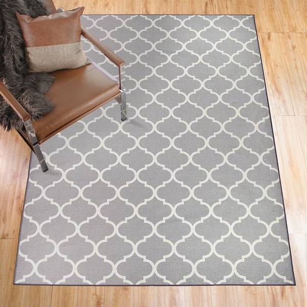 Washable Throw Rugs On Sale: Shop RUGGABLE Washable Indoor/Outdoor Stain Resistant
