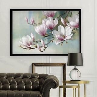 Magnolia Morning - Black Frame