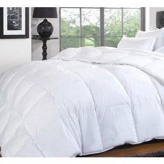 Wool Filled 200 Thread Count Cotton Comforter