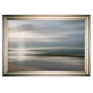 Setting Sun -Silver Frame