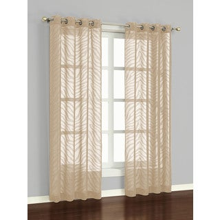 Famous Home Zambia Window Curtain Panel