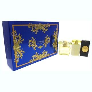Versace Yellow Diamond Intense Women's 3-piece Gift Set