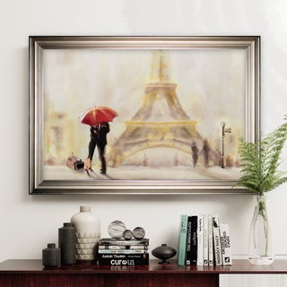 Paris Moment -Silver Frame