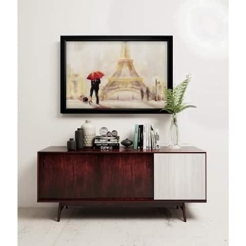 Paris Moment - Black Frame