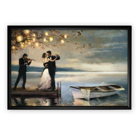 Twilight Romance - Black Frame