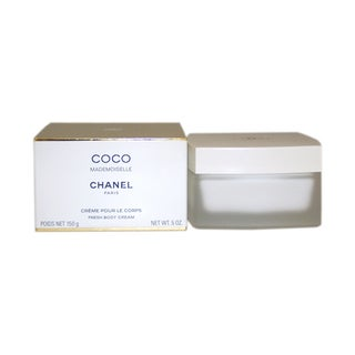 Chanel Coco Mademoiselle 5-ounce Fresh Body Cream