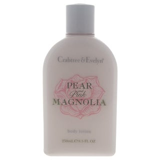 Crabtree & Evelyn 8.5-ounce Pear and Pink Magnolia Body Lotion