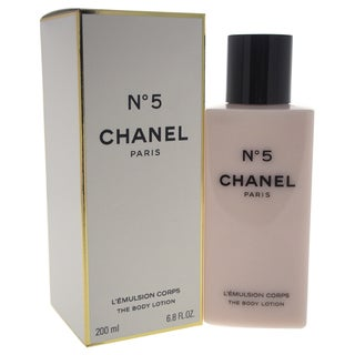 Chanel No.5 6.8-ounce The Body Lotion