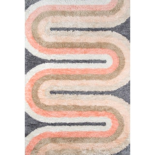 Novogratz by Momeni Retro Wave Rug (2' x 3')