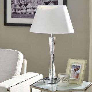 Andromeda Chrome LED Starburst Table Lamp by iNSPIRE Q Bold