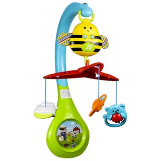 Winfun 3-in-1 Busy Bee Mobile
