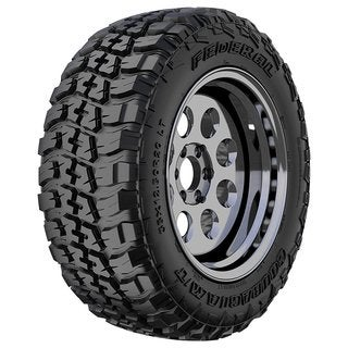 Federal Couragia M/T Off Road Tire - 35X12.50R18 LRE/10 ply