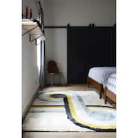Novogratz by Momeni Retro Loop Rug (2' x 3') - 2' x 3'